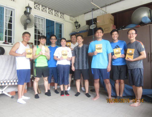 Wing Chun Singapore  6-13-3 introduction course