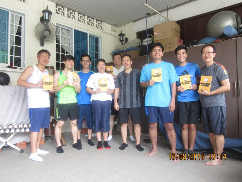 wing chun singapore 6-13-3 course