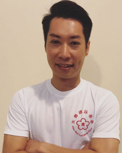 Wing Chun Singapore Laurence Chua