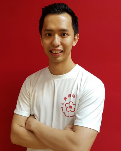 Ronnie Yeo Wing Chun Singapore