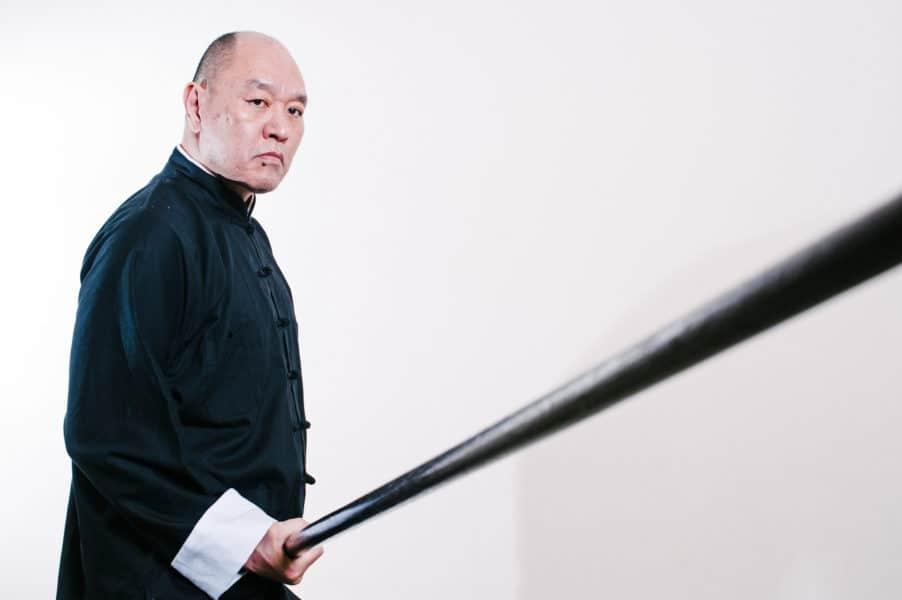 Gu Lao 40 Point Wing Chun Kuen By GM Robert Chu - CSL Wing