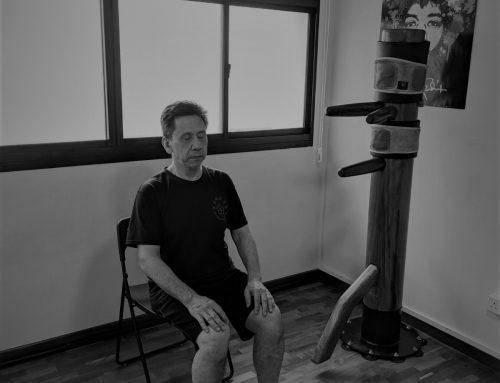 Wing Chun Singapore: Meditation for Wing Chun and Qi Gong